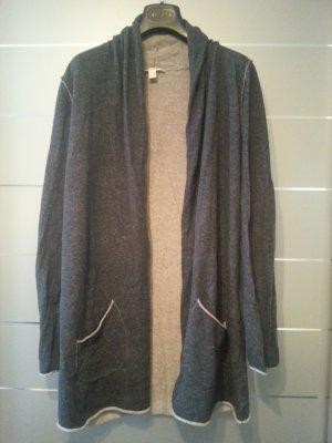 NEU! Cardigan von Esprit, Größe XL, grau, Pullover