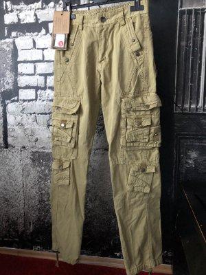 Cargo Pants camel