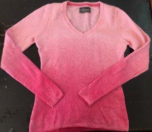NEU cashmere Pullover kaschmir Princess goes to Hollywood Pulli pink Rosa