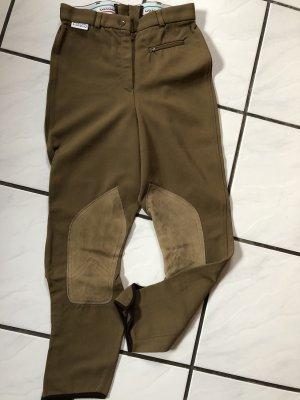 Pantalone da equitazione bronzo