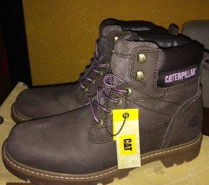 NEU CATS Caterpillar Boots Gr.40 schokobraun