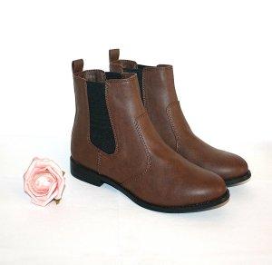 Neu Chelsea Boots gr.38 Boots Stiefelette Edel Design