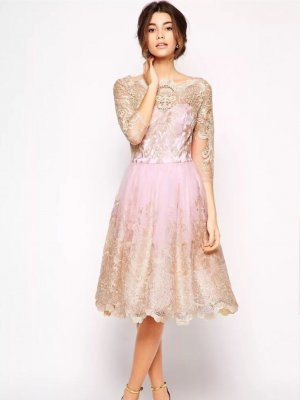 NEU • Chi Chi London Abendkleid Verlobung Abiball Kleid