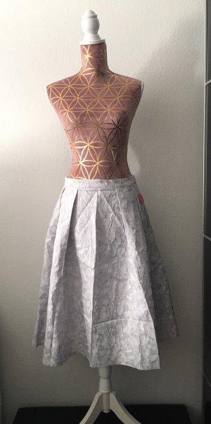 Chi Chi London Asymmetry Skirt purple