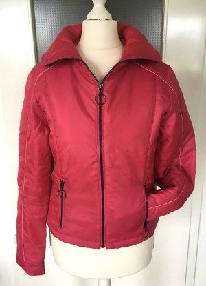 NEU Clockhouse Herbst Steppjacke Übergangsjacke Rosa Pink 34 36 Biker Jacke