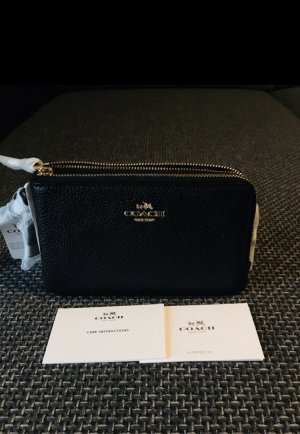 NEU Coach New York Clutch schwarz