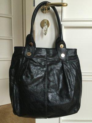 NEU: Coccinelle Tasche / Shopper Leder schwarz