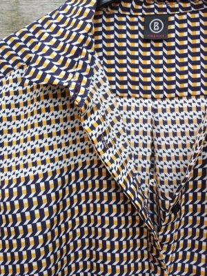 Neu coole Bogner Blusen Muster mix gr 36 38