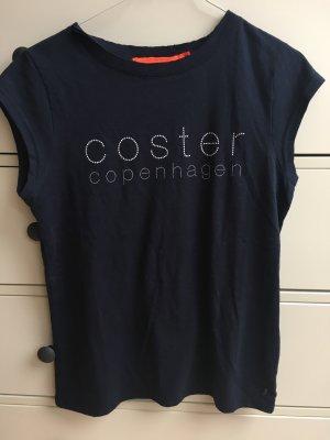 Neu Coster Copenhagen T-Shirt mit Logo