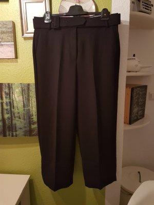 Neu! Culotte Hose von Mango, schwarz, Größe 42