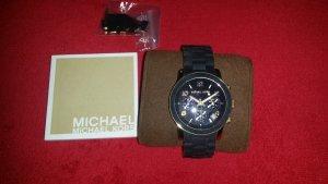 NEU Damen-Armbanduhr Michael Kors MK5191 in schwarz-gold