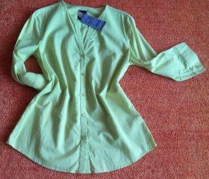 NEU Damen Bluse Hemd Bluse Gr.38 in Wiesengrün von Zaffiri P.59,95 €