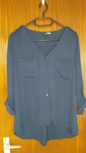 NEU Damen Bluse in dunkel blau Gr. 36 von H&M divided