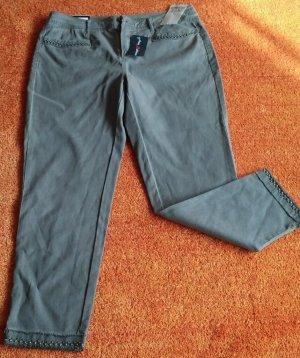 NEU Damen Hose Designer Jeans Stretch Gr.40/L/27 ANNA MONTANA P.69,95€