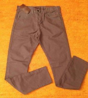 NEU Damen Hose Jeans Denim Collection Gr.40 in Grau von Zara Man