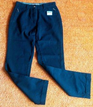 zaffiri Jeans elasticizzati nero Cotone