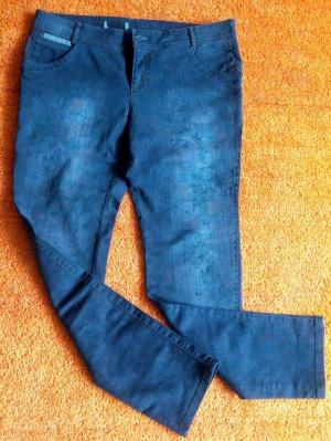 NEU Damen Hose Jeans Stretch Gr.40 in Grau von Kapalua