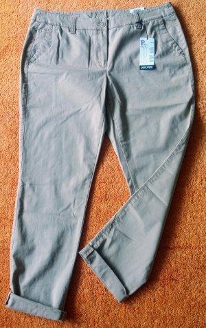 Gerry Weber Stretch Jeans camel cotton