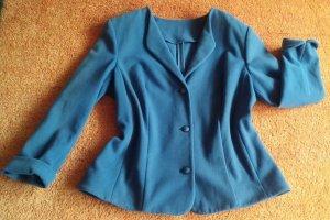 NEU Damen Jacke Designer Woll Blazer weich Gr.46 in Lila