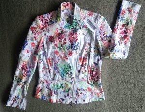 NEU Damen Jacke HOT TREND Sommer Bikerjacke v. KAPALUA Gr.34 P. 169,95€