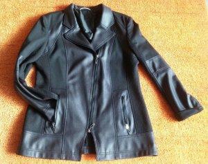 Neu Damen Jacke Übergangs Blazer Gr. 42 in Schwarz von Apanage