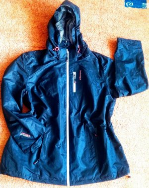 Ulla Popken Outdoor Jacket black polyester