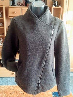 Wool Jacket taupe merino wool