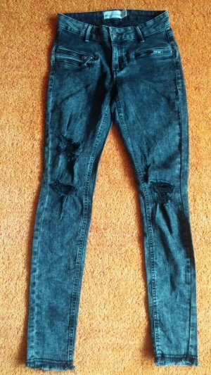 Stretch jeans veelkleurig Katoen