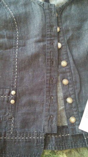 """""""NEU"""" Damen Jeans Weste Wunderschöne  Moderne leichte  Gr.38 in Blau von KIRSTEN"""