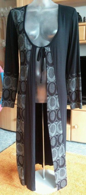 Neu Damen Kleid,Asymmetrisch Überwurf Gr. 38 Mehrfarbig v. LISA CAMPIONE
