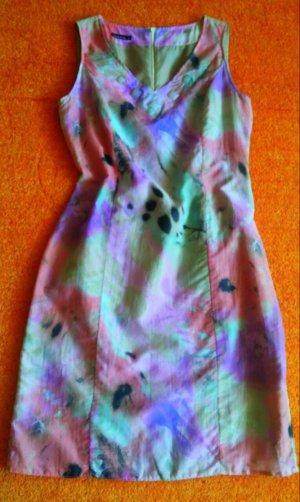 NEU Damen Kleid Etui Sommerkleid Gr.40 in Bunt von Bianca
