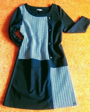 NEU Damen Kleid Jersey gemustert Gr.42 von Anna Field