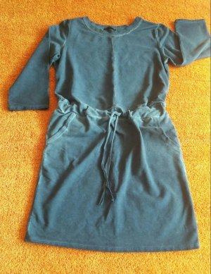 NEU Damen Kleid Jersey Gr.M in Petrol von New Collection