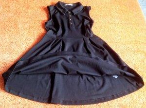 NEU Damen Kleid Jersey ohne Ärmel Gr.38 in Schwarz von Oasis