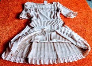 NEU Damen Kleid Skaterkleid Gr.40 in Beige von Orsay P.39,95€