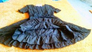 NEU Damen Kleid Spitze stretch Gr.S in Schwarz von Orsay P.44,95€