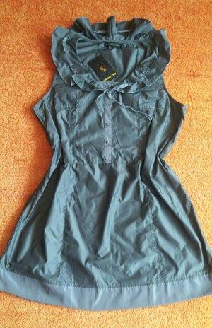 NEU Damen Kleid Super Tunika Gr.T6(46)in Grau von Virgine & Moi