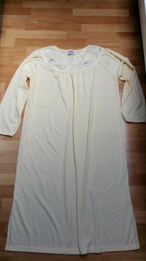 Neu/ Damen Nachthemd in beige-pfirsich/ M