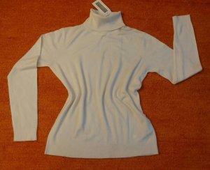 Neu Damen Pullover feiner Roll Kragen Gr.M in Natur von Kapalua P.39,95€