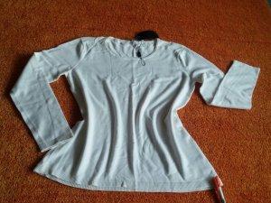 Neu Damen Pullover feiner Strick Gr.XL in Weiß von Apanage P.39,95€