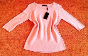 NEU Damen Pullover Strick Pulli Gr.S in Rosa von Apanage P.79,95€