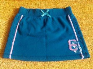 Neu Damen Rock Stiefel mini Rock Gr.S (16) in Blau von Tommy Hilfiger