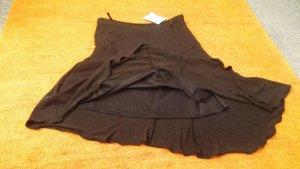 NEU Damen Rock Wolle asymmetrisch Gr.42 in Grau von Steilmann