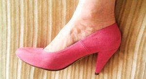 NEU Damen Schuhe Extravagant Gr.39 in Pink von Graceland