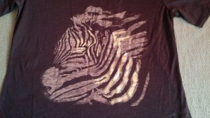 Clarina Boatneck Shirt brown-bronze-colored viscose