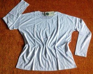 In Linea Boothalsshirt wit Katoen