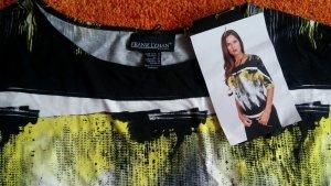 NEU Damen Shirt Sommer Bluse Fledermausärmel Gr.36 in Mehrfarbig v.FRANK LYMAN