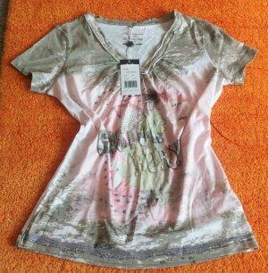 NEU Damen Shirt Strass verzehrt Gr.40 von Lisa Campione P.79,95€