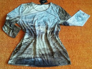 NEU Damen Shirt Stretch leicht Gr.40 von Clarina 29,95€