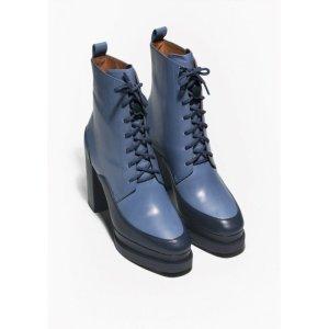 Neu, Damen Stiefel & Other Stories Gr.40 Schuhe Boots echtes Leder